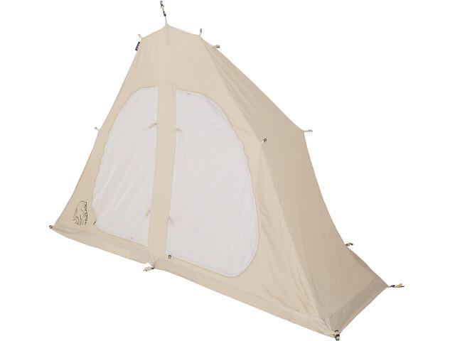 Nordisk Alfheim 12.6 m² Akcesoria do namiotu Technical Cotton beżowy